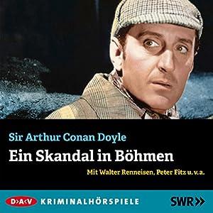 Ein Skandal in Böhmen (Sherlock Holmes) Hörspiel