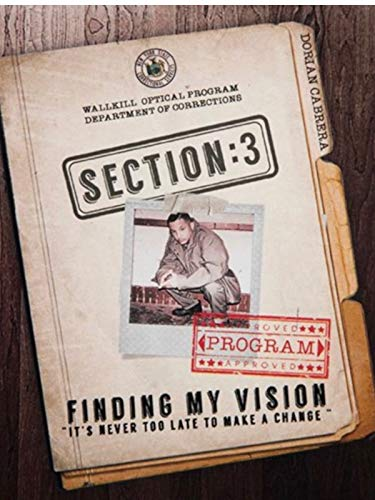 Section 3 finding my vision on Amazon Prime Video UK