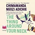 The Thing Around Your Neck (       UNABRIDGED) by Chimamanda Ngozi Adichie Narrated by Adjoa Andoh
