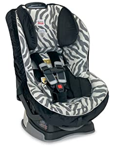 Britax Boulevard 70-G3 Convertible Car Seat Seat, Zebra (Prior Model)