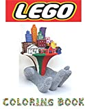 img - for Lego Coloring book: In this Childrens Coloring Book there are images to Color from the Lego Movie, Lego Heroes and Villains, Lego Minifigures and Lego ... Coloring for Children Fun and Educational. book / textbook / text book