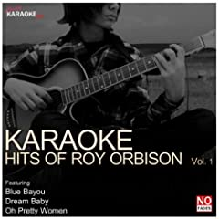 In Dreams (In the Style of Roy Orbison) [Karaoke Version]