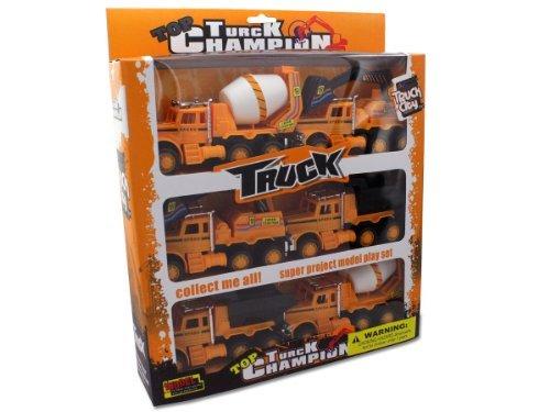 Bulk Buys Friction powered construction trucks - 1