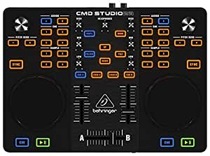 behringer cmd studio 2a dj controller musical instruments. Black Bedroom Furniture Sets. Home Design Ideas