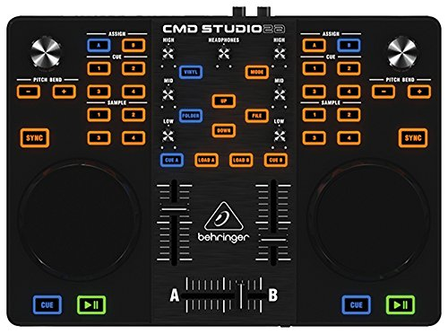 BEHRINGER CMD STUDIO 2A (Studio Controller compare prices)
