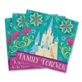 Disney Frozen Beverage Napkins - Birthday Party Supplies - 16 per pack