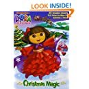 Christmas Magic (Dora the Explorer) (Color Plus Gatefold Sticker)