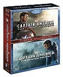 Image de Captain America 1&2 [Blu-ray] [Import anglais]