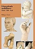 Körperdetails modellieren: Hände, Füße, Kopf