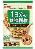 日清シスコ 一日分の食物繊維 ブランシリアル 180g 18個セット