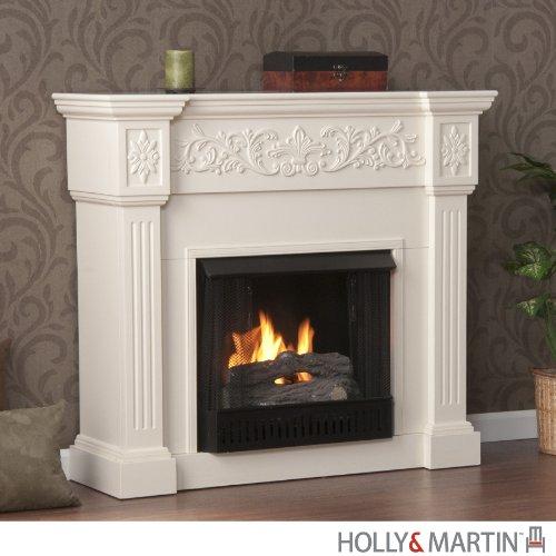 Sale Holly Martin Huntington Gel Fuel Fireplace Ivory Find