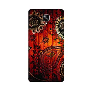 Digi Fashion premium printed Designer Case for One Plus 3