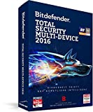 Bitdefender Total Security Multi Device 2016 - 5 Geräte | 1 Jahr (MAC, Windows & Android)