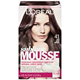 Loreal Sublime Mousse Hair Colour Iced Dark Brown 41