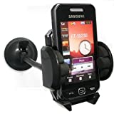 Kit Me Out UK Car Mount Bundle for Samsung S5230 Tocco Lite - Black - 7