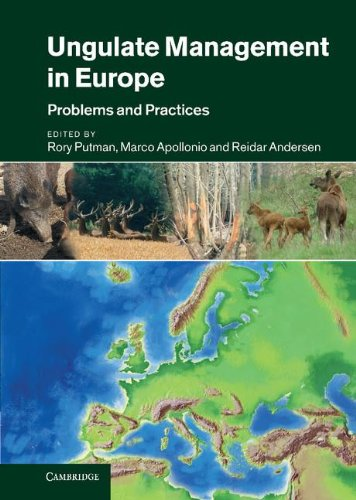 Ungulate Management In Europe: Problems And Practices