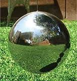G.W. Schleidt GC22 Gazing Chain 4 Balls Stainless Steel 45-Inch