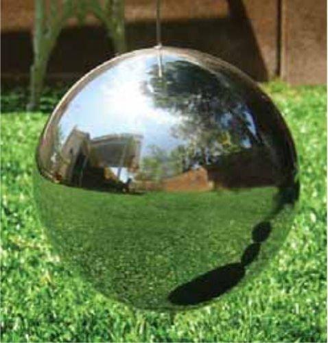 G.W. Schleidt GC44 Gazing Chain 8 balls Stainless Steel 80-Inch