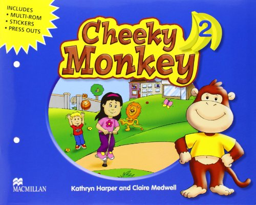 Cheeky Monkey 2 Pupil's Book Pack PDF