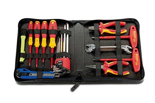 5650.030-061 Werkzeugmappe kompakt schwarz (Ohne Inhalt)