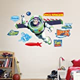 Amazing Disney/Pixar Toy Story Buzz Lightyear Wall Decals by Fathead