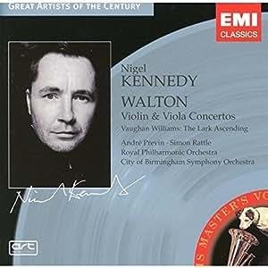 William primrose walton viola concerto