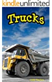 Trucks (a non-fiction easy reader about trucks)