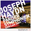 Haydn: The Paris Symphonies (live, Wiener Musikverein)