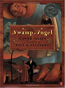 "Cover of ""Swamp Angel"""