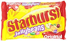 Starburst Jellybean Originals, 14 Ounce (Pack of 12)