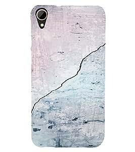 PrintVisa Marble Pattern 3D Hard Polycarbonate Designer Back Case Cover for HTC Desire 828