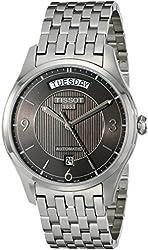 Tissot Men's T0384301106700 T-One Day-Date Calendar Watch