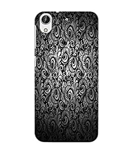 HTC DESIRE 626 GPLUS PATTERN Back Cover by PRINTSWAG