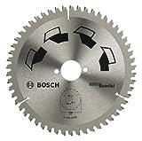Bosch 2609256893 DIY Kreissägeblatt Special 210 x 2 x 30