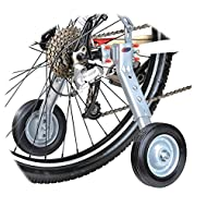 EVO Mobility Multi-Fit QR Axle Adult Bicycle Training Wheels - SW-903-RW
