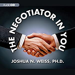 The Negotiator in You Audiobook