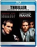 Frantic / Presumed Innocent [Blu-ray]