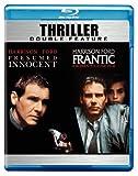 Image de Frantic / Presumed Innocent [Blu-ray]