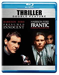Frantic / Presumed Innocent [Blu-ray]