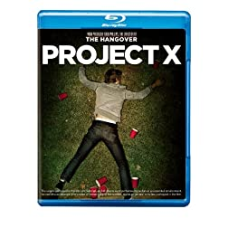 Project X (Movie Only + Ultraviolet) (Blu-ray)