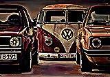 VW CAMPER, CLASSIC