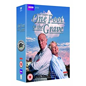 One Foot In The Grave - Series 1-6 [Import anglais]
