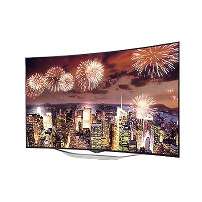 LG 55EC930T 139cm (55inches) Full HD Curved Smart 3D LED TV (Black)