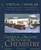 img - for Virtual ChemLab: General Chemistry, Student Lab Manual / Workbook book / textbook / text book