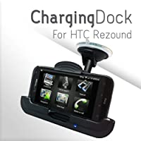 iBOLT Charging Car Dock / Mount / Holder for HTC Rezound