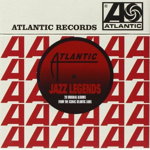 VA-Atlantic Jazz Legends-20CD-FLAC-2014-NBFLAC