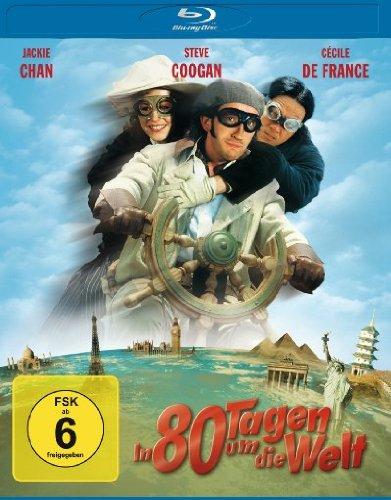 In 80 Tagen um die Welt [Blu-ray]