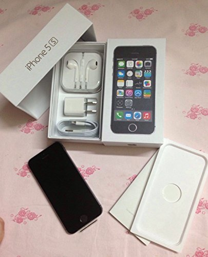 Brand New Apple Iphone 5s 32gb Space Gray Black GSM Factory Unlocked Clean Imei Plus Free Gift! (5s 32gb Space Gray compare prices)