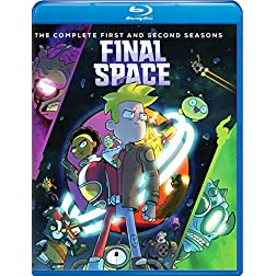Final Space: The Complete First and Second Seasons [Blu-ray]