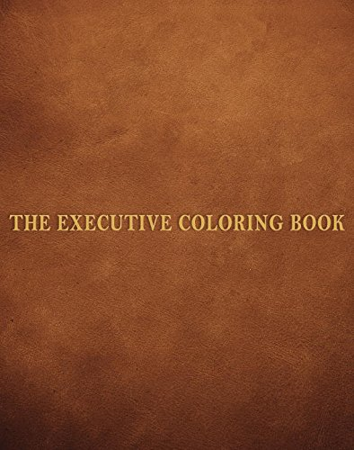 How To Download The Executive Coloring Book